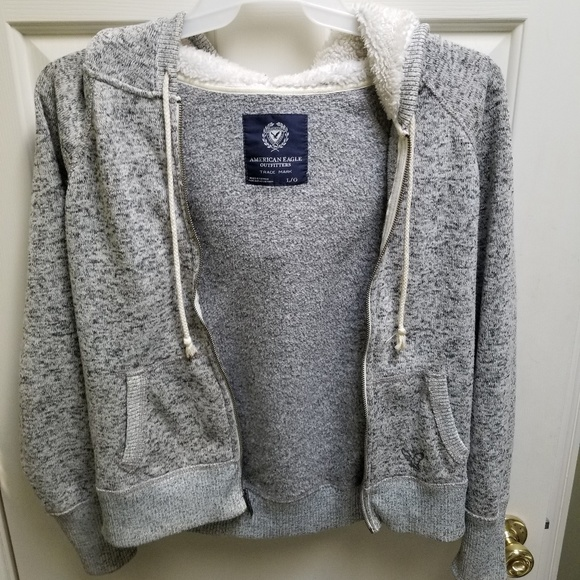 American Eagle Outfitters Tops - American Eagle zip hoodie